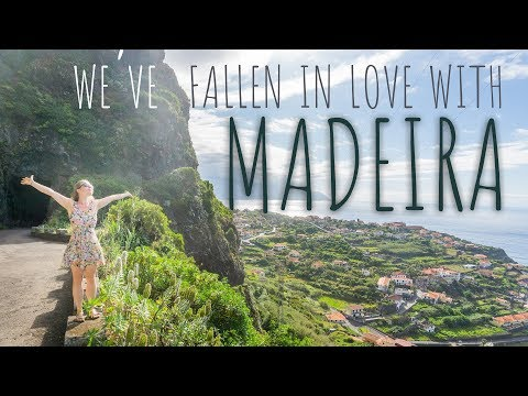 In Love With MADEIRA ⛰️ Portugal Keeps Getting Better