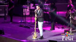Romeo Santos Obsesion-Propuesta indecente (Live) @Palalottomatica Roma
