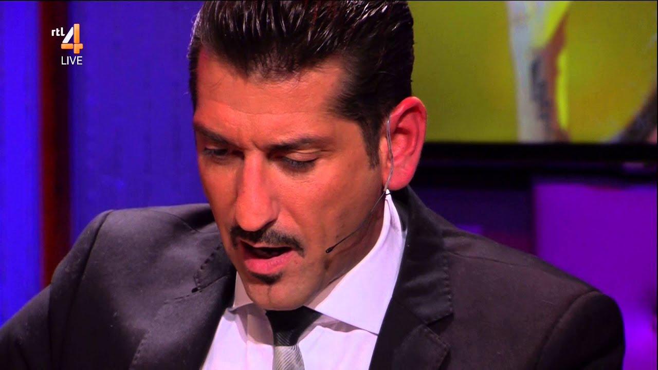 Danny Vera Back To Black Live In Rtl Late Night Youtube