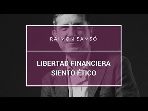 Cómo conseguir libertad financiera siendo ético