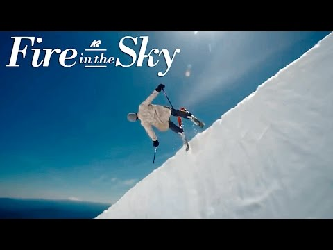 Fire In The Sky — K2 Ski Factory Team SHOW OFF Session