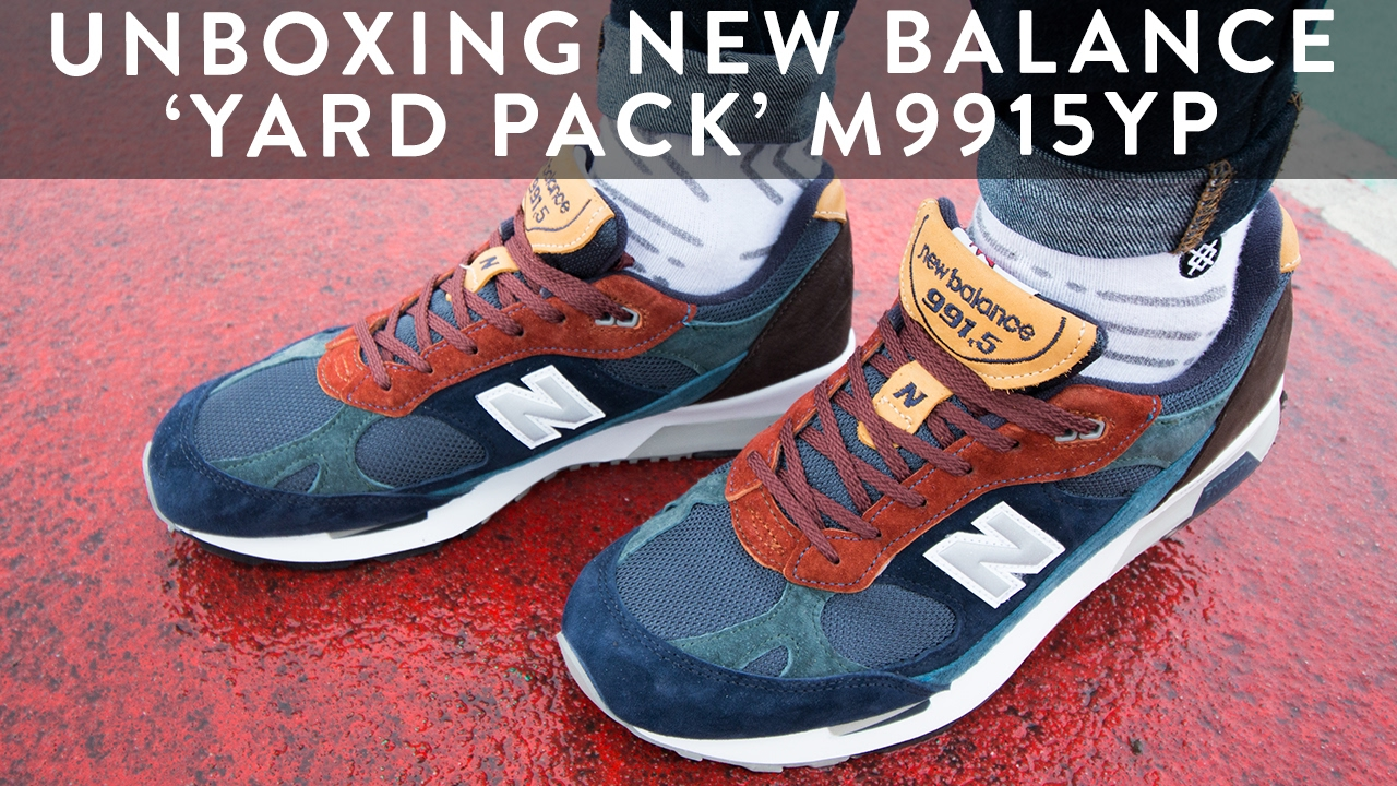 new balance 991.5