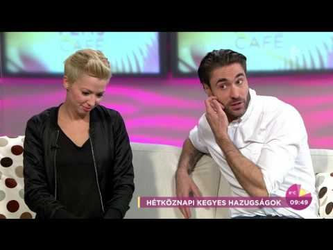 Apáti Bence széttrollkodta a FEM3 Cafét - tv2.hu/fem3cafe