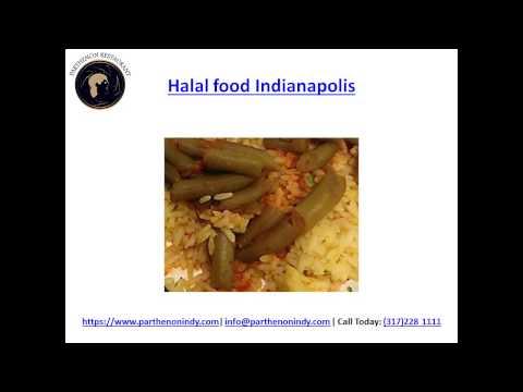 Greek Restaurant Indianapolis For Lunch Dinner Halal Food