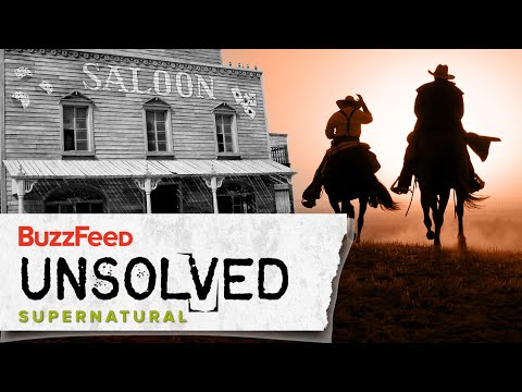 The Haunted Town Of Tombstone