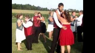Congratulations Brittany & Matt!! Wedding Party Dance!