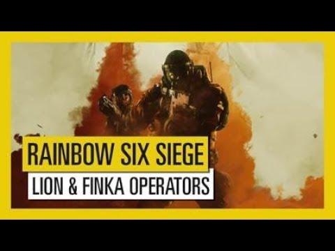 Tom Clancy's Rainbow Six Siege – Chimera : Lion & Finka