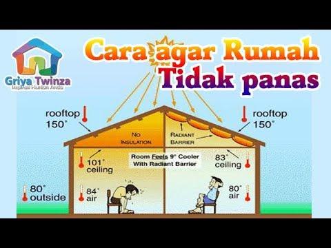 Cara Agar Rumah Tidak Panas, Membuat Rumah Lebih Sejuk Tanpa AC Mp3