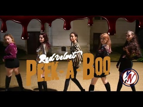 Red Velvet ( 레드벨벳 ) - Peek A Boo (피카부) Dance Cover from Young Nation Studio( YNS )( from France )