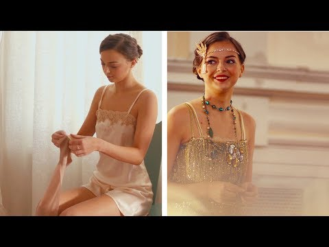 Getting Dressed in the 1920s - Eveningwear from YouTube · Duration:  3 minutes 30 seconds