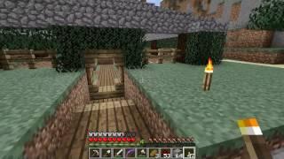 Carnivores Server Ep07- Underground Lava Lake Ravine Mineshaft!