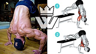 BODYWEIGHT FULL BODY WORKOUT 2020