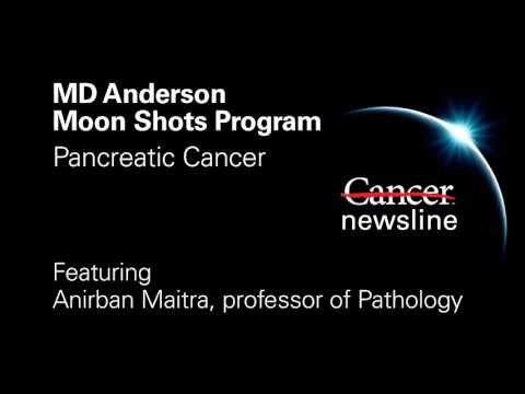 MD Anderson's Pancreatic Cancer Moon Shot