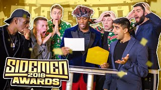 Download SIDEMEN YOUTUBE AWARDS 2018 Mp3 and Videos