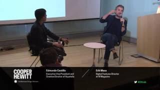DISEÑO Lecture | Edmundo Castillo on Shoe Design