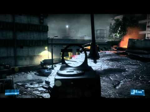 Battlefield 3 Campaign - Mission 3 - Uprising