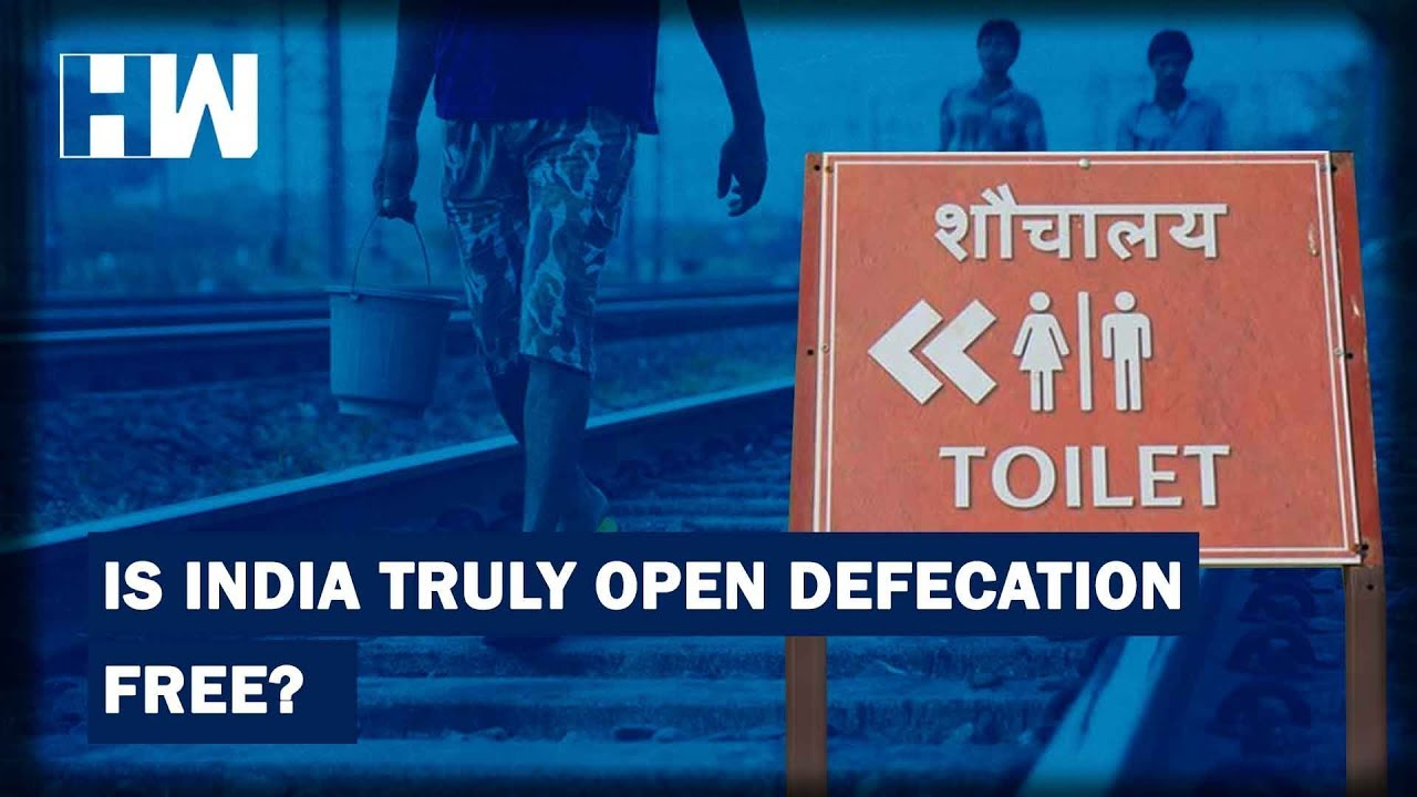 Download What's the ground reality of 'Open Defecation Free' in Modi's own Varanasi?