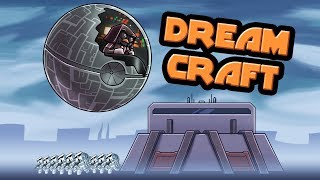 Minecraft | Dream Craft - SECRET SQUARE STAR MISSION! (Star Wars Movie)