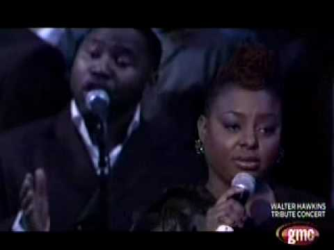 "Ledisi performs ""Be Grateful"" at Walter Hawkins Tribute Concert"