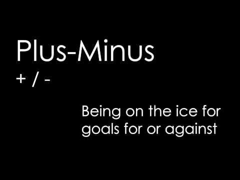 Intro To Hockey: Common Stats