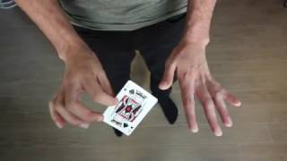 Gambar cover Card Trick Tutorial - Make A Card Vanish At Your Fingertips [HD]