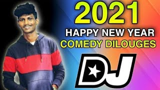 Happy New Year DJ Song 2020 Year Special TikTok Dilouges DJ Mix Funny Phone Call DJ Song