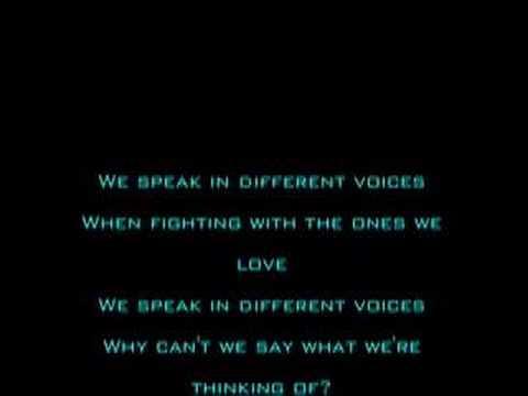 """""""Voices"""" Lyrics-Saosin"""