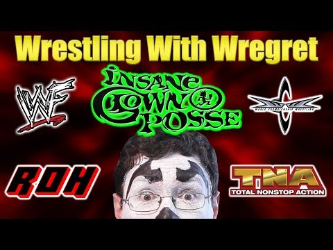 The Insane Clown Posse | Wrestling With Wregret