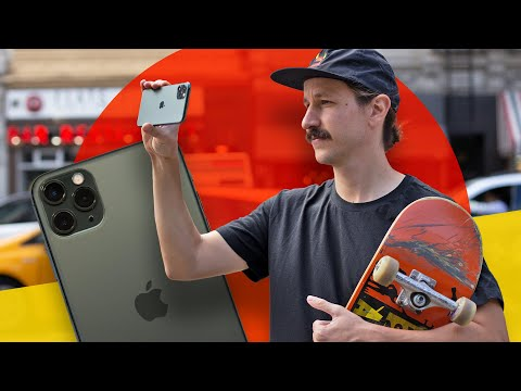 Shot on iPhone 11 Pro Max: Video test and review