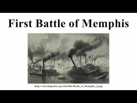 First Battle of Memphis