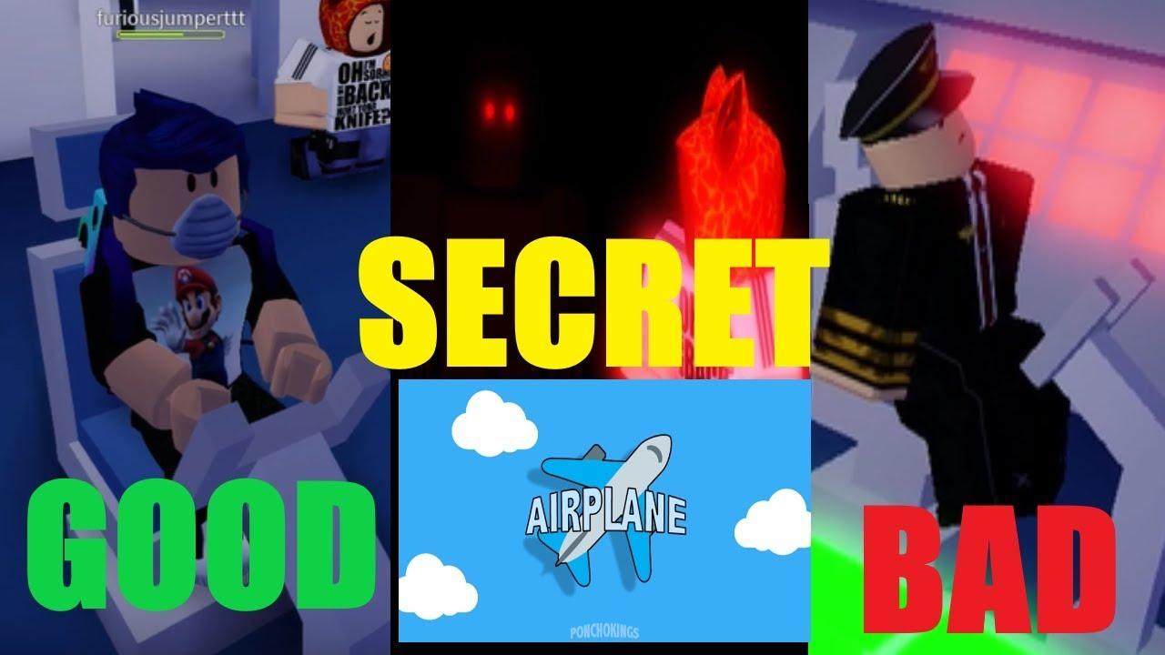 Roblox Airplane Story Endings - Airplane All Endings Roblox Updated