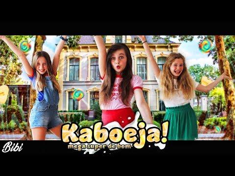 KABOEJA! (Mega Super de Bom) - Bibi [OFFICIAL MUSIC VIDEO]