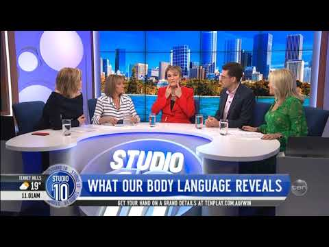 Dr Louise Mahler on Studio 10   Channel Ten   May 2018