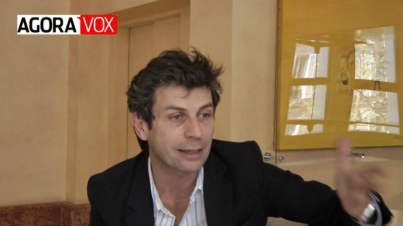 Download Frédéric Taddeï, que pensez-vous d'Agoravox ?