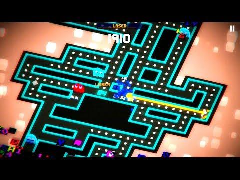 •🍓• Pac-Man Championship Edition 2 \ Gameplay -- 10 SPIRAL: Single Train, Regular, Extreme | PS4 Pro