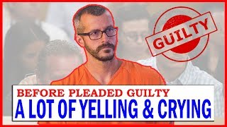 There Was A Lot Of 'Yelling & Crying' Before Chris Watts Pleaded Guilty To Murder