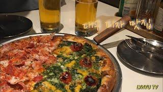 [린유TV] 대구 동성로 피자 맛집가기 (일상브이로그)
