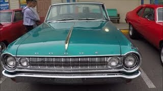 1964 Dodge Polara 500 Turq OldTown020318