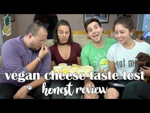 vegan-cheese-taste-test-w/-a-non-vegan-|-honest-review