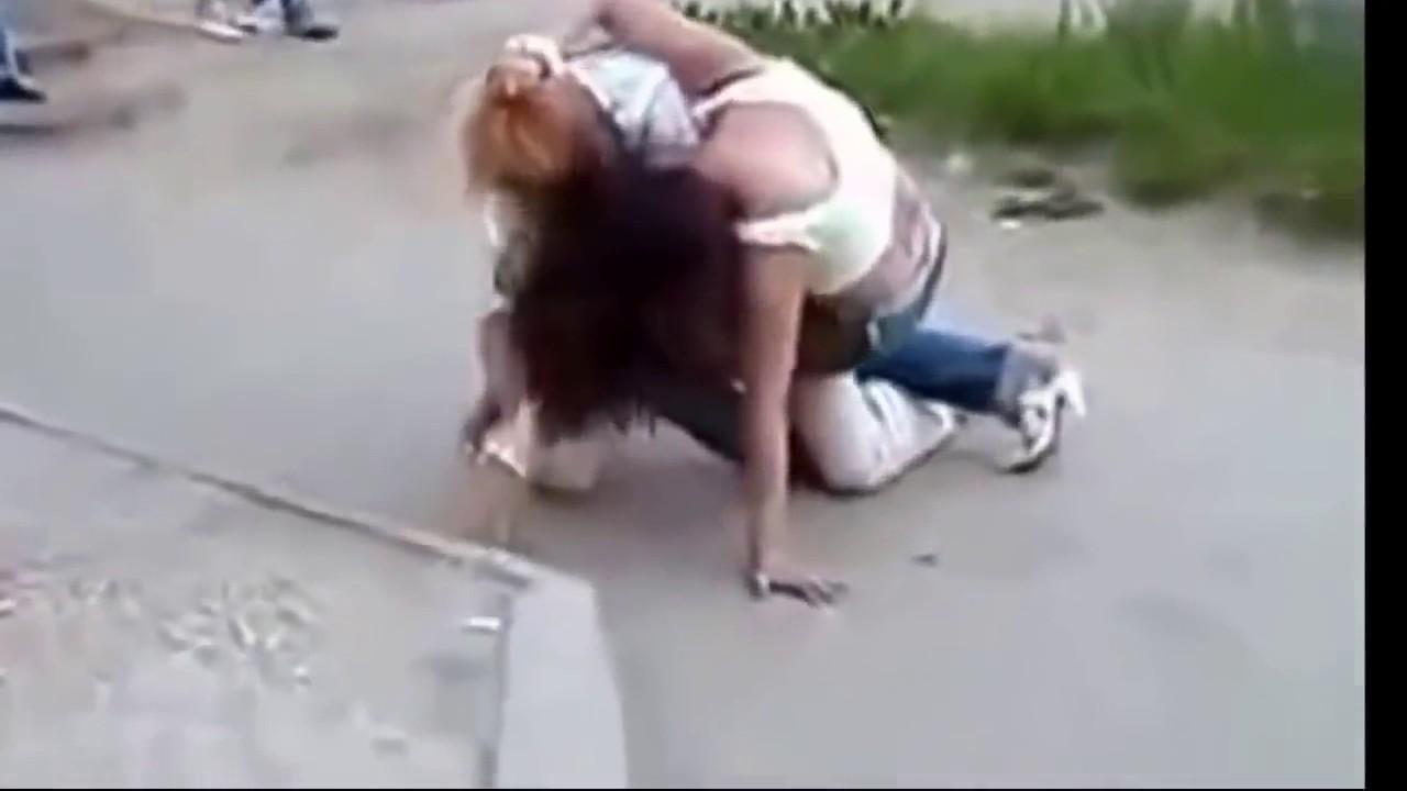 драки девушек без цензуры - 2