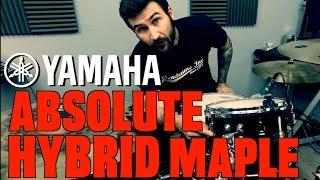 YAMAHA Absolute Hybrid Maple - Banco de Pruebas