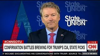 Sen. Rand Paul Joins Jake Tapper On State Of The Union