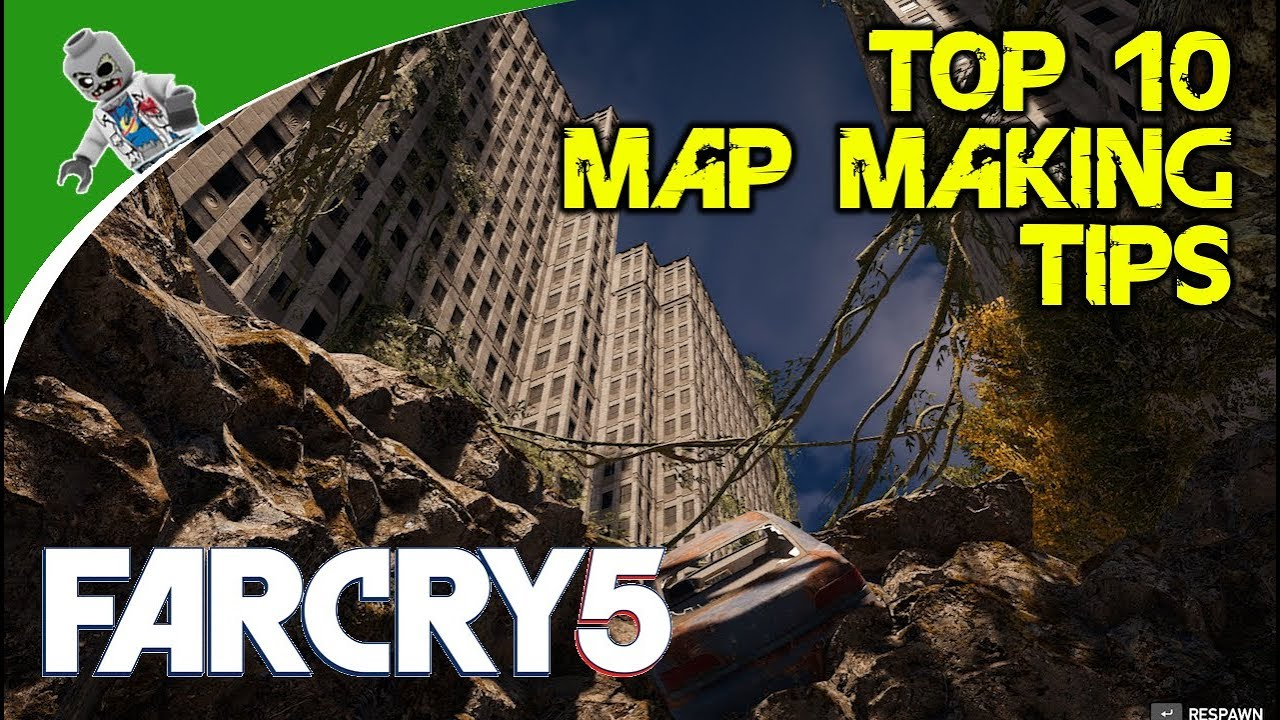 Top Ten Far Cry 5 Map Editor Tips And Tricks Just A Few