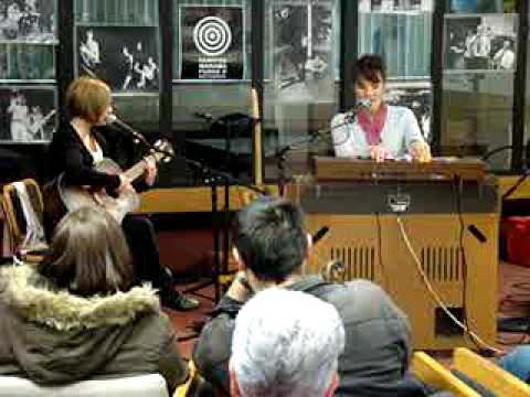 Haunted Love at Dunedin City Library - NZ Music Month Pt1