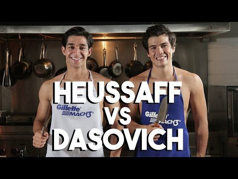 Erwan Heussaff vs. Wil Dasovich (Sharpest Knife in the Kitchen Battle)