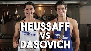 Erwan Heussaff vs. Wil Dasovich (Sharpest Knife in the Kitchen Battle)