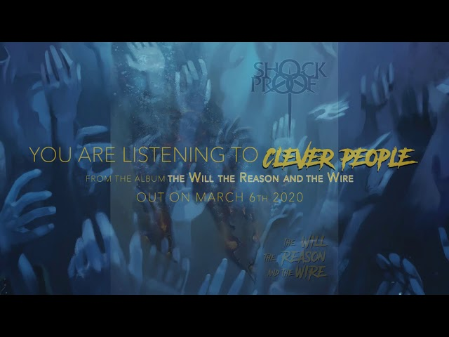 SHOCKPROOF - CLEVER PEOPLE (Track Player)