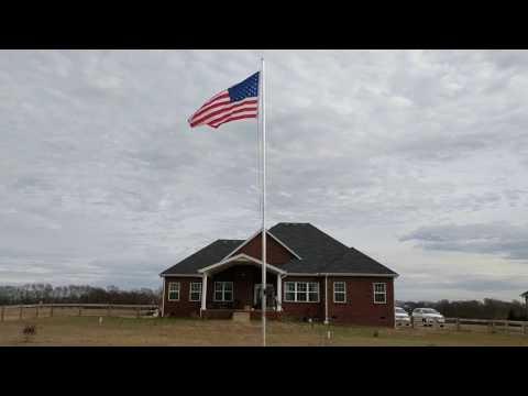 Flagpole Antenna Mast pt 2 | FunnyCat TV