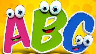 Bob The Train | ABC song | Alphabets song | nursery rhymes | 3d rhymes | kids tv cartoon videos