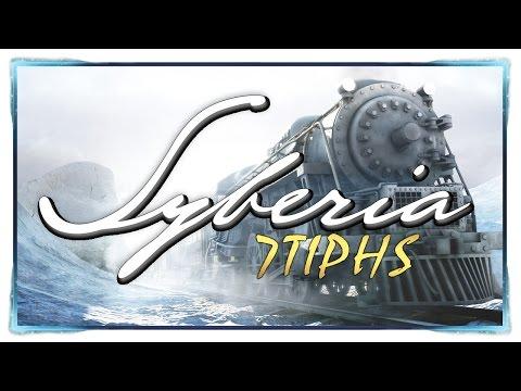 Прохождение игры Syberia часть 4 - Прибытие